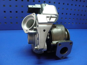 Turbo reacondicionado Mitsubishi RHF 35