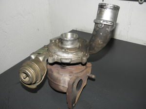 Turbo averiado modelo GT 1749V
